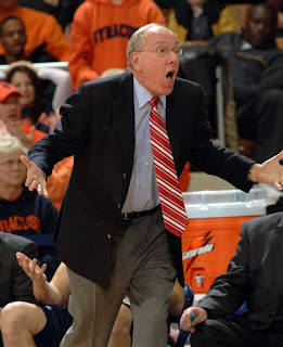 Jim Boeheim should cut the whiny bullshit