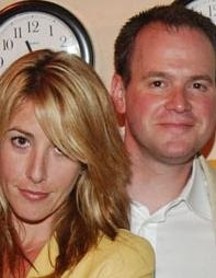 Rich Eisen and Suzy Shuster, happily married...for now
