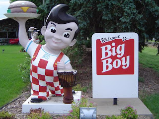 I've only known Bob's Big Boy but apparently every franchisee can name his own Big Boy