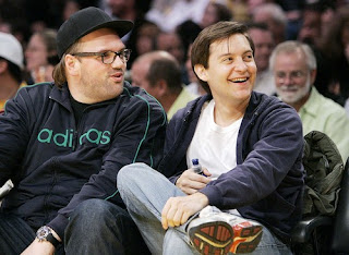 Ethan Suplee and Tobey Maguire