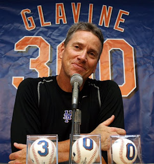 Tom Glavine post-game press conference