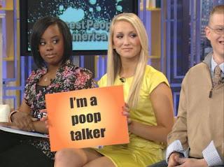 I'm a Poop Talker