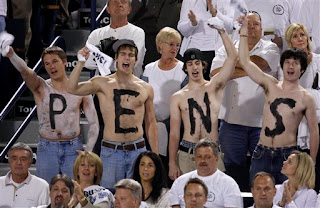 There's no I in Pens