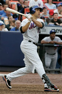 Beltran's bomb brought the Mets back