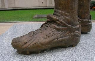 Ernie Davis's Nikes