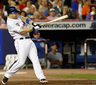 David Wright comes through with a clutch bases loaded hit