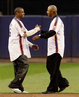 Dwight Gooden and Darryl Strawberry, emblematic of the entire Mets franchise (full of promise but in the end a monumental letdown)