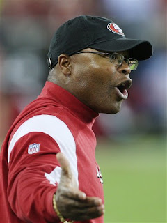 Mike Singletary blew it