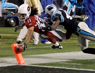 Larry Fitzgerald makes catches no one else can