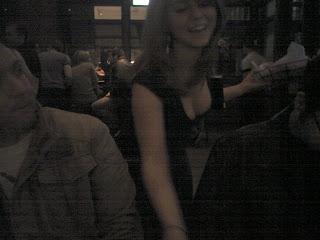 our big boobie waitress