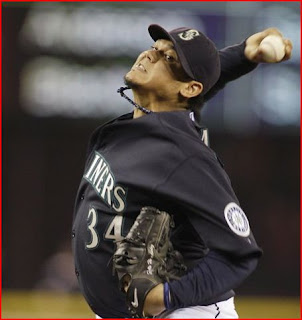 Felix Hernandez is going to get robbed
