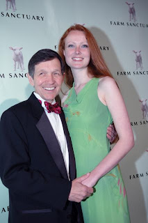 Dennis Kucinich and his wife, possible love is blind candidates