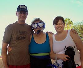 Snorkeling at 79!