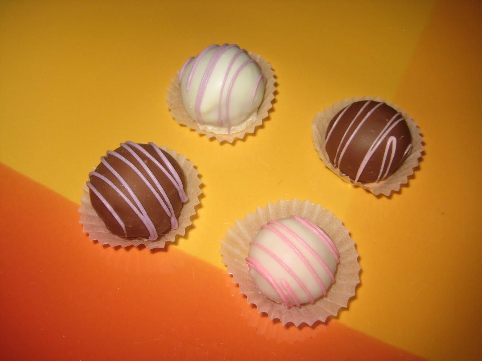 Treats By Christi: Bridal Shower Cake Balls