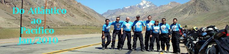 Projeto Chile 2010 - Do Atlântico ao Pacífico