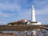Whitley Bay - St Mary's Lighthouse