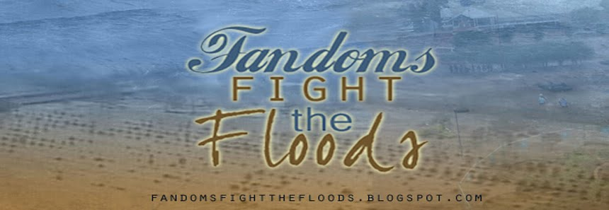 Fandoms Fight The Floods
