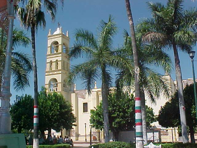 Iglesia de la Candelaria en Quilá