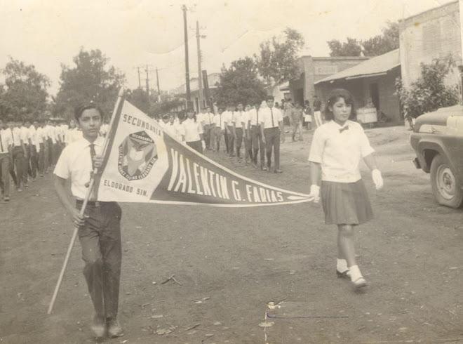 Desfile del 20 de noviembre 1970