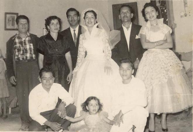 Los Guzmán Mendoza en Eldorado1955