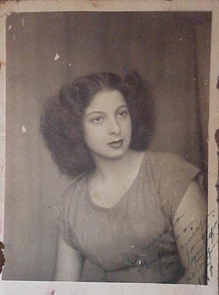 StamosMaikiki una de las bellezas eldoradenses de los años 50 del siglo XX