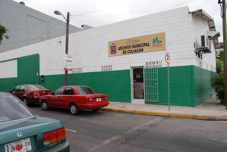 Archivo Municipal de Culiacán