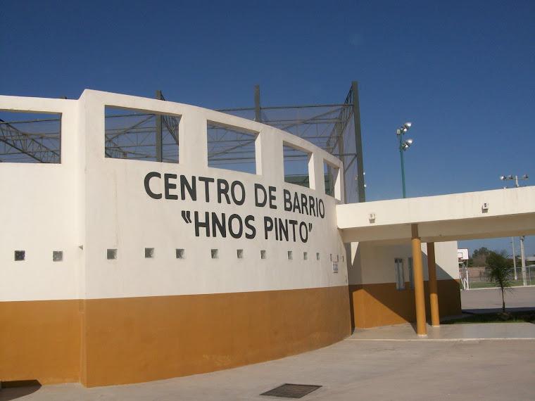 """Centro de barrio """"Hnos. Pinto"""", Costa Rica, Culiacán Sinaloa"""