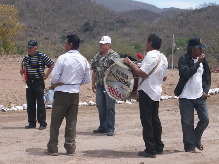 Banda Quilá, mejor conocida como Banda Kinder