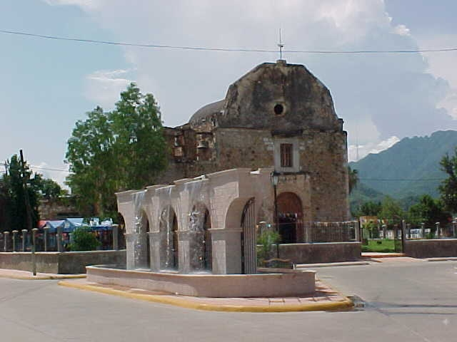 Iglesia de Tamazula Durango, la tierra de mi abuela Luz Mendoza Meza.