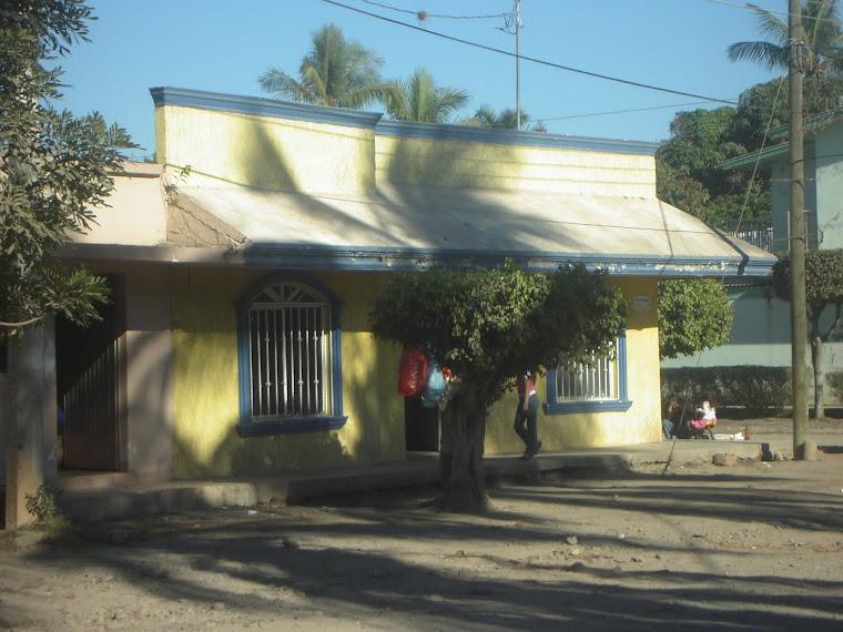 Lo que fue la casa de los Romero Guzmán en Eldorado