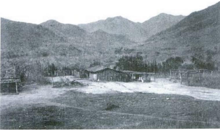 El pueblo indìgena de Abuya en el municipio de Culiacán, Sinaloa, México.