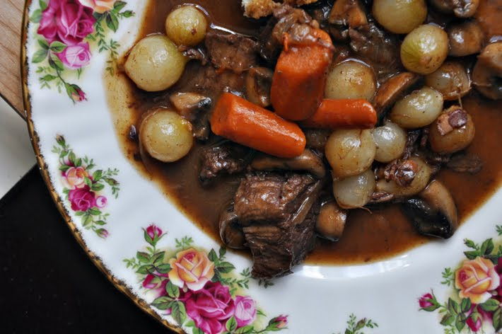 Ina Garten Beef Tenderloin the parsley thief: beef bourguignon