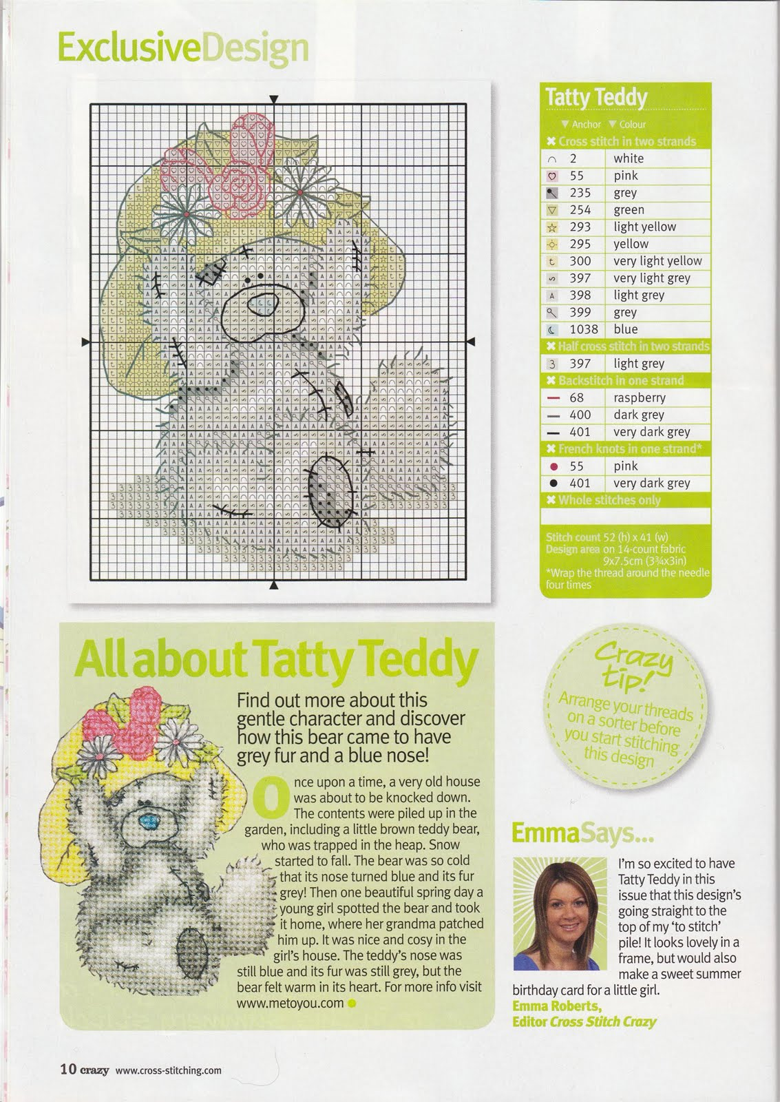 free tatty teddy cross stitch pattern download torrent - Verified