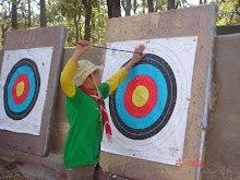 Mid-Year Archery Camp For District Cubs