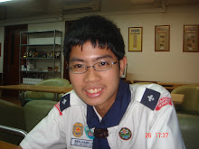 District Archery Camp Chief, ACSL Benjamin Lim