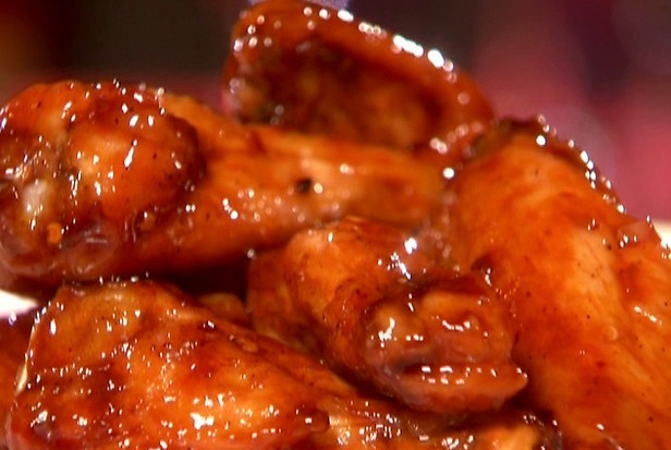 Go Back > Gallery For > Honey Bbq Chicken Wings