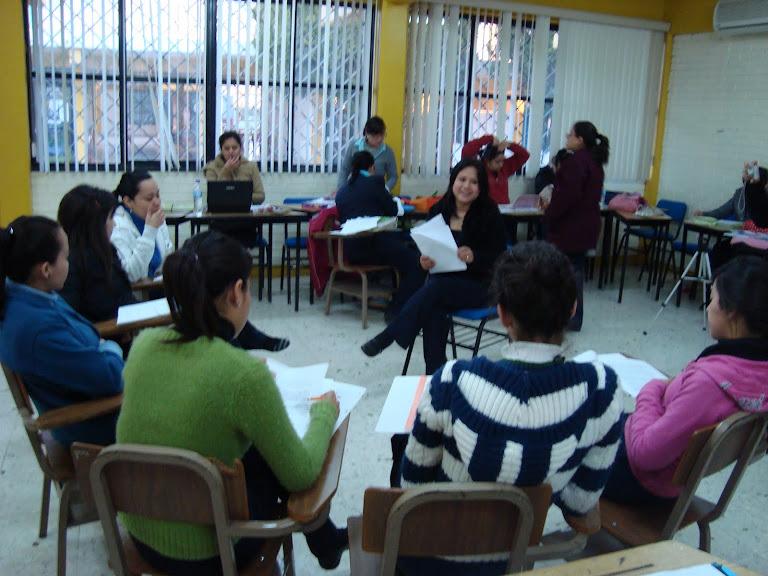 """Tema 2.-""""Formas y recursos de aprendizaje cooperativo"""""""