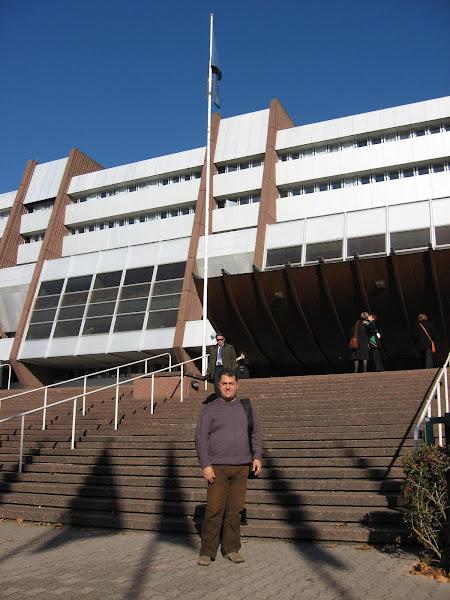 Consiliul Europei - Strasbourg (9.11.2007)