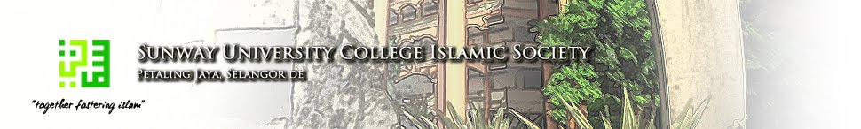 Sunway University College Islamic (SUCI) Society