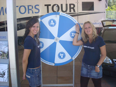 Tata Motors Tour