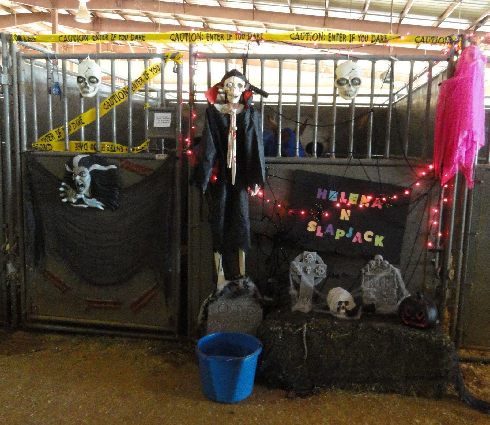 Stall Decorations