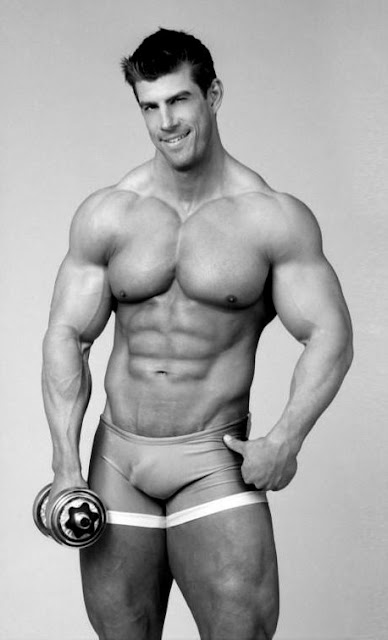 Muscle Builder Zeb Atlas