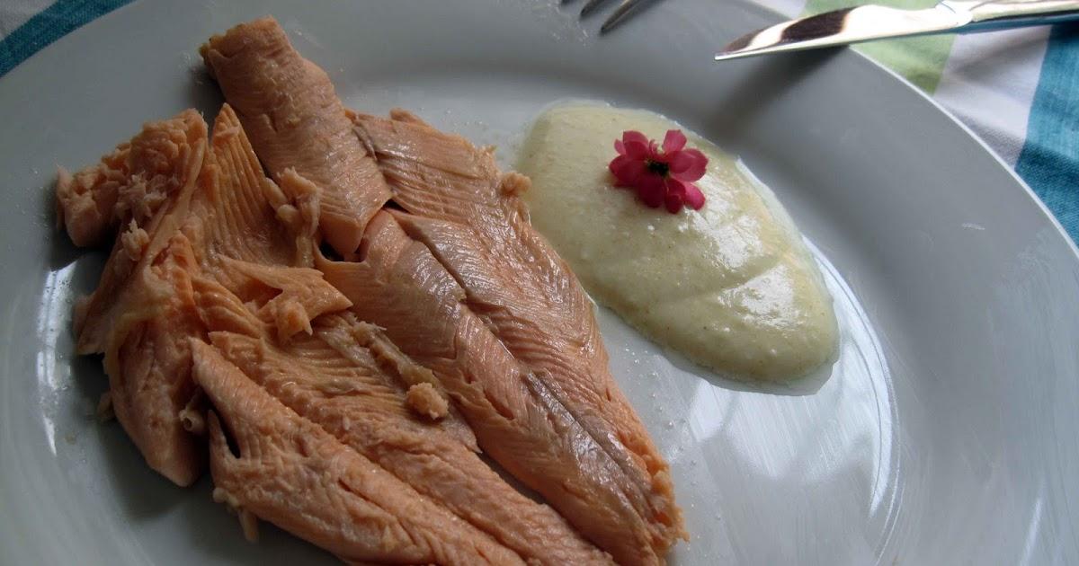 Mis recetas de cocina trucha a la sal en microondas - Cocinar pescado en microondas ...