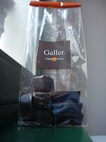 Mi dosis de chocolate negro: Noir 85, Absolut y Earl Grey