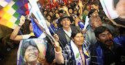 Vitoria mais que expressiva de Evo Morales