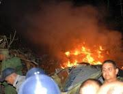 Cuba chora, queda de avião deixa 68 mortos