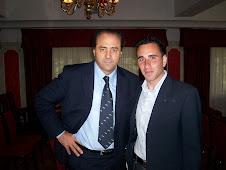 Io e l'Onorevole Antonio Di Pietro!