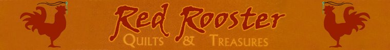 Red Rooster Quilts and Treasures