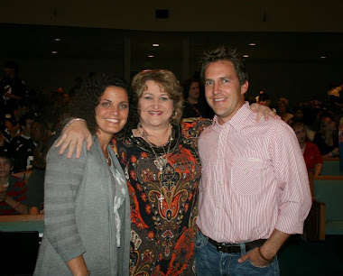 My precious brother and sister in law at CHOICE 2010
