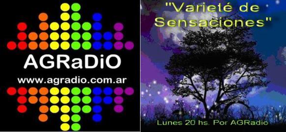 AGRadio y Varieté de Sensaciones, unidos para la cultura.